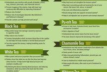 Teas / by Phyllis Viles