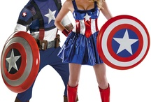 Captain America / by Couples Costumes