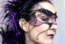 Hats & Masks / by Purple Wyvern Jewels