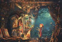 Art of the Fantastical / by Warren C. Bennett