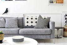 Sofas / by Pam Sevilla