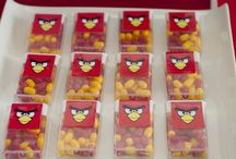 Angry bird party / by Tina Brown