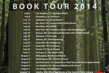 Book Tours 2014 / by Douglas Library of Hebron