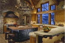 Dream Kitchen Ideas / by Kayla Bowers