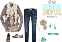 What to wear Sr.'s / by Nicole Hammontree
