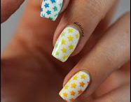 Nail Art~ Carly / by Hannah Pirone- Spaulding