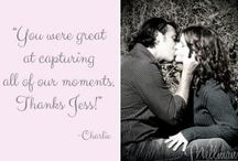 Client Testimonials / by Jessica Michael Photography