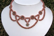 B-did necklace 3 / by I'm Loving Beads Nancy Gound