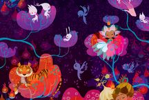 Illustration / by Toxy Khat