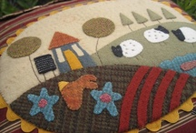 Wooly crafts / by Brenda Gabriel