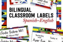 Learn - Spanish / by Shannon Ellingwood