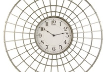clocks / by Lou Moore
