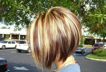 Short hair  / by Delight Engel
