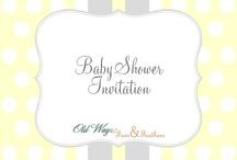 Shower Ideas / by Brandy Dallas