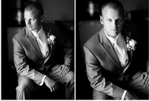 Photos I Love: Grooms / by Brittney Melton