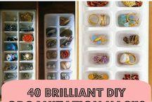 get organized / by Angelina Fazio Glass