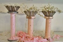candle sticks / by Cathy Bizri