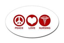 NURSING / I love being a nurse.... / by Debi Spriggs Ninehauser