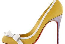 my little Louboutin obsession / by Alrie Velleman