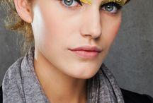 Runway Makeup / by Liz // Queen Lila