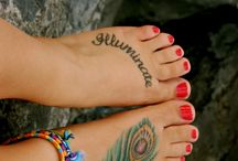 Tattoos / by Shelby Dotin