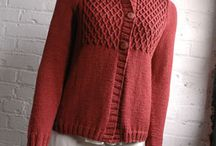 Knitting-adult-cardigans / cardigans / by Mary Ann Nash