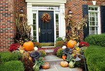 Fall Decorating / by Sherina Huber