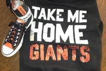 San Francisco Giants / by Elizabeth Brallier