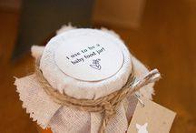 Baby Food Jar Craft / by Meagan Yohnke