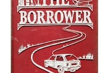 Bookworm / by Jo-Anne Johnson