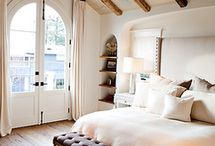 Bedrooms To Dream In / by Joanne Stecker Butzier