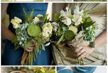 Wedding attire / Ideas for dresses / by Melissa Robinson