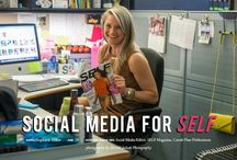 Social Media Tips / Use Social Media for Your Brand and Benefit / by Channing in the City (Channing Hargrove)