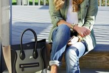 Fall Fashion / by Heather Hart