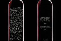 Wine Label Designs / by Satoko Iijima