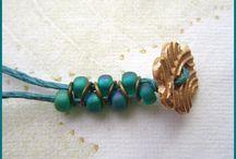 Jewelry to make / by Gina Piazza