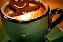 Coffee crazy <3 / by Morgan Ehlers