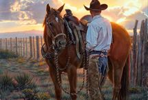 The Cowboy Way / by Open Fences Land Broker MLS