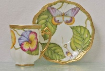 Cups and saucers / by Carlette Redish