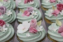 cupcakes / by Rachel Tickle