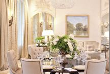 DINING ROOMS EXQUISITE / by Barbara McKinney