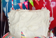 Cake Banners / by Angela Williams