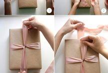 Wrappings & Bows / by Jen Brayko