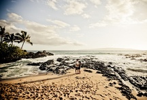 Maui Wedding Locations / Beautiful wedding location choices on the island of Maui / by Aihara Visuals Photography