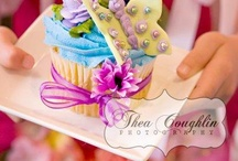 Cakes, Cupcakes. Cookies & Candy / by Celeste Harbaugh