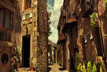 Favorite Places & Spaces / by Linda Lewis