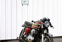 Honda / by Allan Lahz