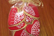 Cookies / by Lisa Stone-Cleaver