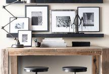 Studio decor set up ideas / by Cassandra Myers