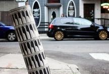 street art / by omega lighting design .com